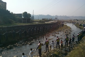 river-cleaning